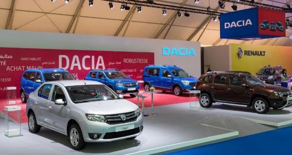 """""""داسيا"""" تواصل اكتساحها لسوق السيارات بالمغرب وهذه هي العلامات الأكثر مبيعا خلال 2019"""