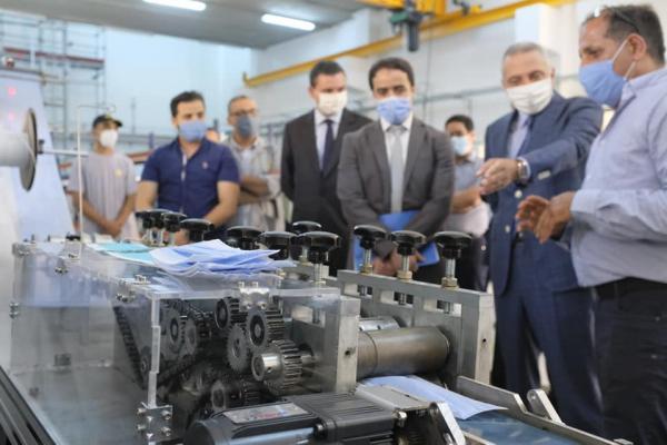 """الوزير """"العلمي"""" يزف خبرا سارا: كفاءات مغربية تنجح في صنع """"آلة"""" لإنتاج """"كمامات"""" بمواصفات عالية الجودة (صور)"""