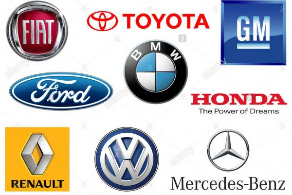 """""""بالأرقام: ترتيب أعلى 10 شركات سيارات مبيعاً في العالم لعام 2019"""