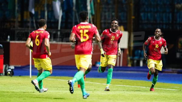 غينيا تفوز على بورندي وتقترب من التأهل كأفضل ثالث