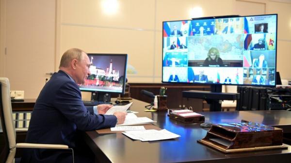 بسبب انتشار كورونا .. روسيا تفرض عطلة رسمية مدفوعة الأجر من 30 أكتوبر حتى 7 نوفمبر