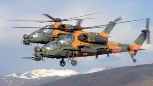طائرات مروحية قتالية تركية جد متطورة في طريقها إلى المغرب