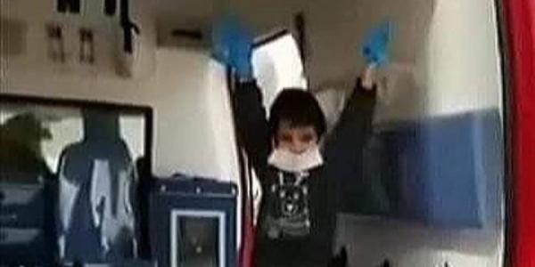 """المتابعة القضائية تنتظر مروجي خبر الوفاة المزعومة للطفل """"زياد"""" المصاب بفيروس كورونا"""