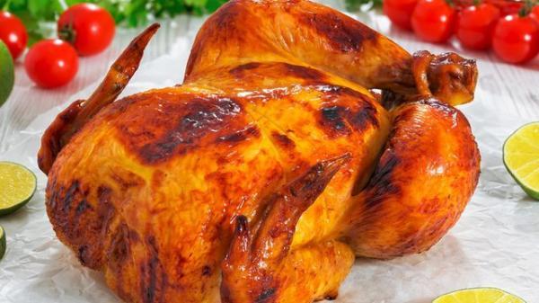 الدجاج المحمر بطريقة المحترفين