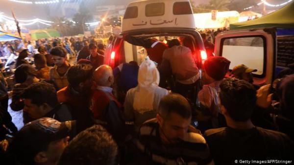 """صدمة في العراق بعد مقتل مراهق على يد """"متظاهرين"""""""