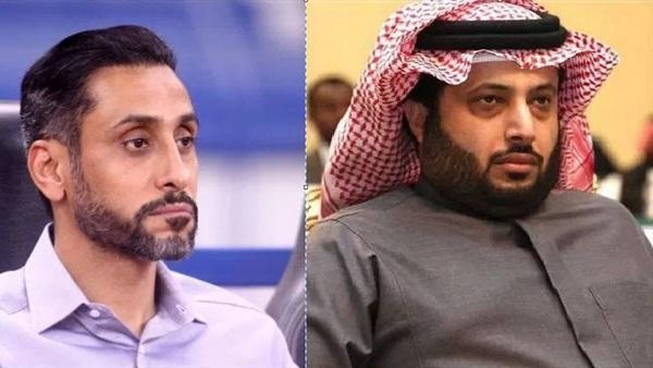 آل الشيخ يستخدم سلطته ويقيل رئيس نادي الهلال سامي الجابر