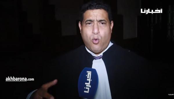 """الهيني: إحدى ضـحـايا بوعشرين قالت للمحكمة """"لو كنت حيـوانا لرأف بي"""""""