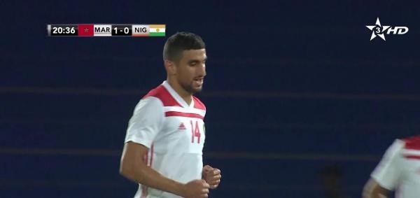 بالفيديو..المنتخب المغربي يتغلب وديا على النيجر بهدف عالمي لوليد الكرتي