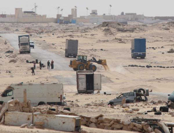 عملاق آسيوي يؤيد التدخل المغربي لطرد قطاع الطرق من الكركرات