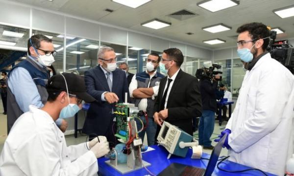 في مفارقة غريبة...أجهزة التنفس الصناعي المغربية الصنع تحصل على الترخيص الأوروبي ووزارة الصحة لازالت ترفض استعمالها