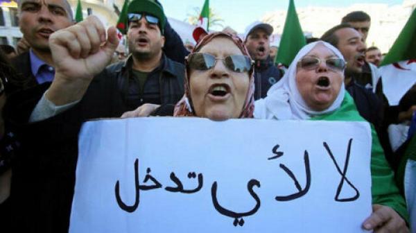 غضب جزائري بسبب وثائقي فرنسي عن الحراك