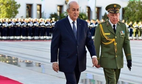 صحيفة جزائرية: السلطة تخوض حربا ضد الشعب
