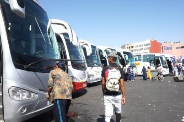 بعد احتجاجات مهني النقل.. رفع الطاقة الاستعابية لحافلات النقل إلى 75% خلال الأيام المقبلة