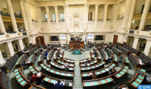 عندما تختلق آلة الدعاية الجزائرية ما يسمى بالمجموعة البرلمانية البلجيكية لدعم الانفصاليين