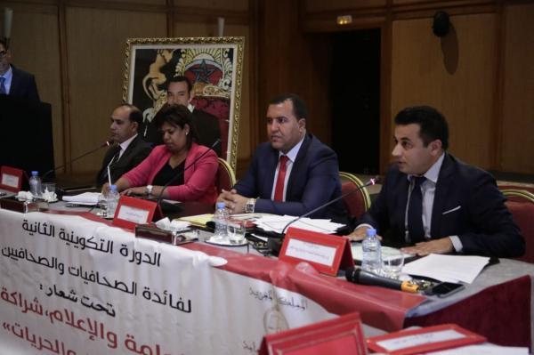 توقيع اتفاقية شراكة بين رئاسة النيابة العامة وجمعية إعلاميي عدالة (صور)