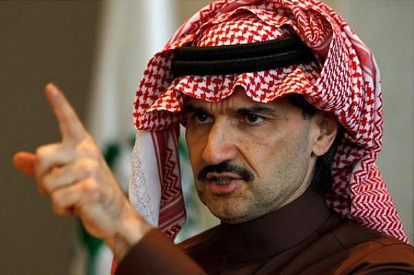 الوليد بن طلال يجدد المطالبة بحذف التاء المربوطة!!