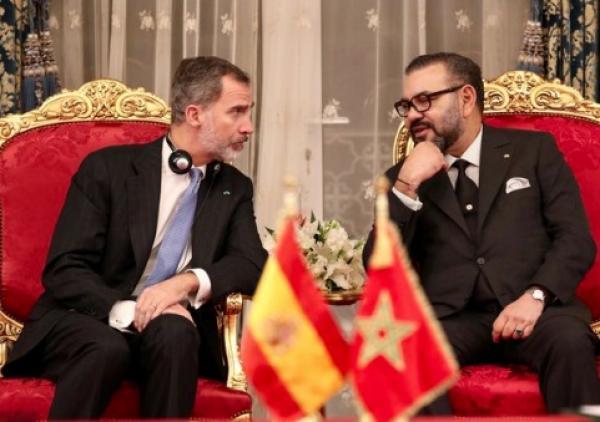 """الضغوط المغربية تجبر إسبانيا على إلغاء زيارة الملك """"فيليبي"""" لسبتة ومليلية المحتلتين"""
