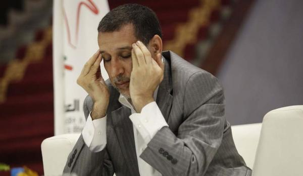 """بعد هزيمته المدوية ليلة أمس...""""البيجيدي"""" يدرس إمكانية التخلي عن رئاسة الحكومة باللجوء إلى """"الفصل 103"""""""