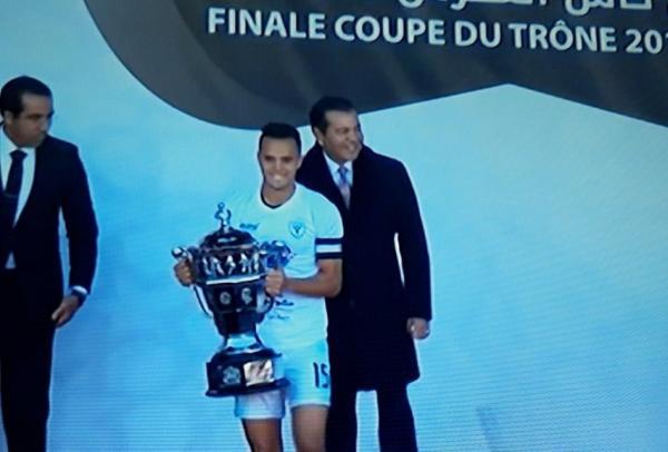 بالفيديو: الاتحاد البيضاوي يحرز لقب كأس العرش لأول مرة في تاريخه على حساب حسنية أكادير