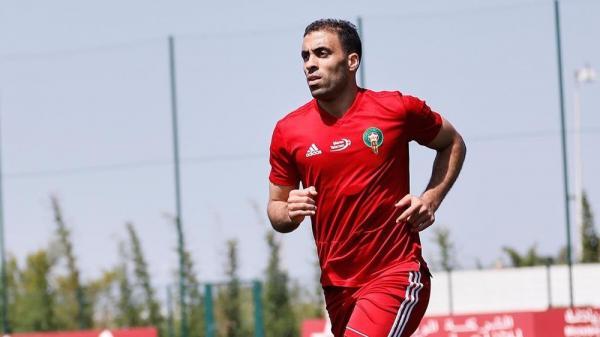 حمد الله يعود الى معسكر المنتخب المغربي لهذا السبب!