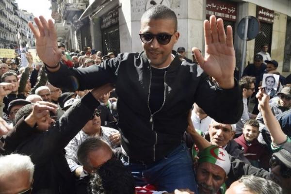 الحكم استئنافيا بالحبس عامين على الصحفي الجزائري خالد درارني