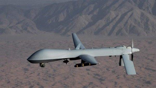 """بالصور: الحوثيون يهاجمون مطار الملك عبد الله بطائرة """"مُفخخة"""" ..والدفاع الجوي السعودي يتصدى"""