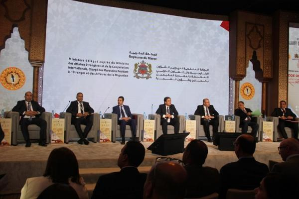 بنعتيق يؤكد أخذ الوزارة المنتدبة على عاتقها تعبئة كفاءات مغاربة العالم في كل المجالات