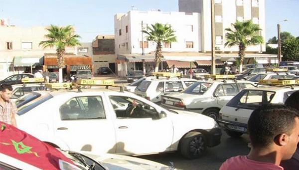 سيارات أجرة أم قنابل موقوتة بدائرة جزولة بآسفي؟