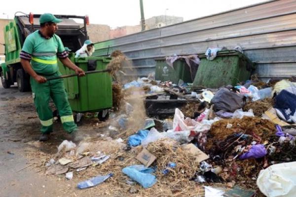 عيد الأضحى بالدار البيضاء .. جمع ما يناهز 28 ألف طن من النفايات في ظرف 72 ساعة