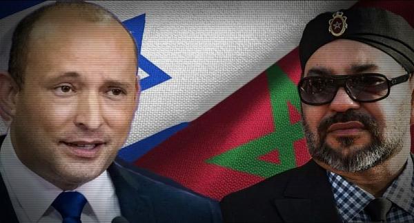 """لأول مرة...رئيس الوزراء الإسرائيلي يُهنئ الملك """"محمد السادس"""" ويستعرض تطور العلاقات بين البلدين"""