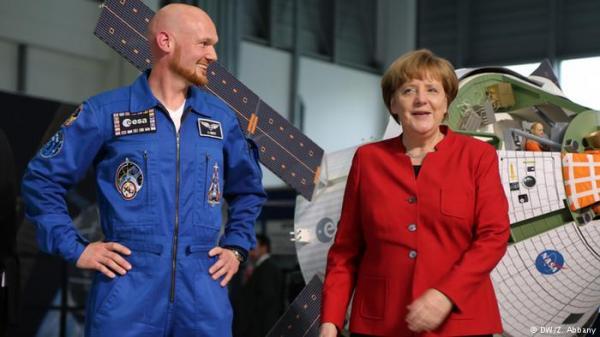 تعرف على مهام قائد محطة الفضاء الدولية!