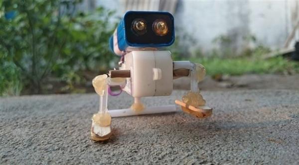 ابتكار روبوت يمكنه الحركة تحت الأرض