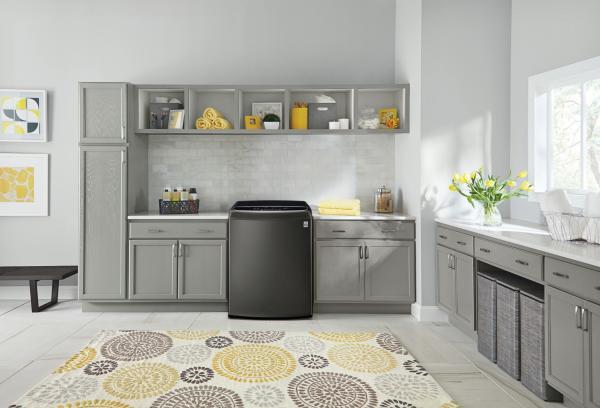 LG تعرض آلات غسيل ذات كفاءة عالية في اقتصاد الطاقة