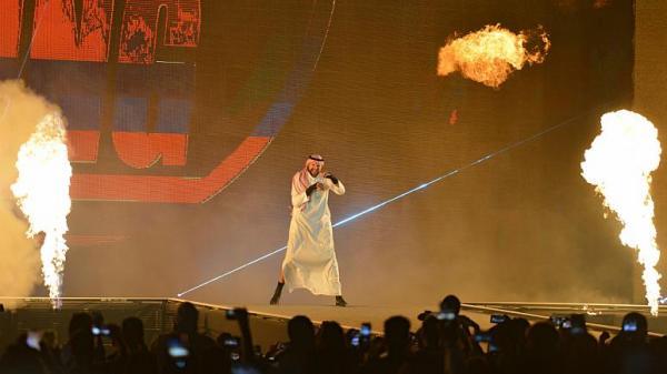 طعن ثلاثة أشخاص خلال عرض مسرحي في الرياض (فيديو)