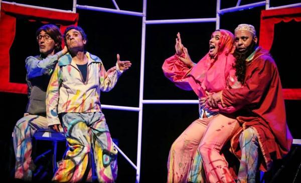 """المغرب يشارك بـ""""النمس"""" و """"قاعة الإنتظار 1"""" للمنافسة على جائزة الشيخ  """"سلطان"""" للمسرح العربي"""