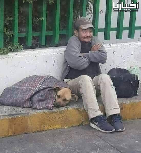 الفقراء  أرقى الناس خلقا