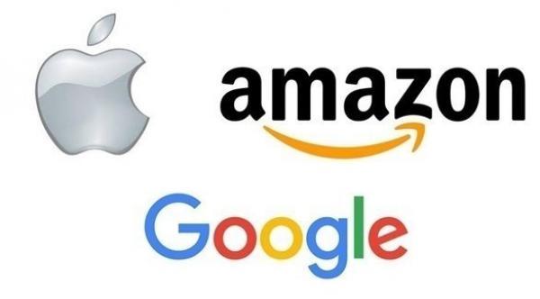 أمازون أقوى علامة تجارية في العالم أمام غوغل وأبل