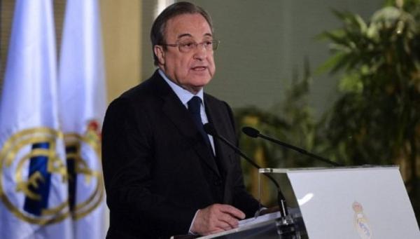"""فلورنتينو يقصف رئيس """"الويفا"""" بتصريح ناري!"""