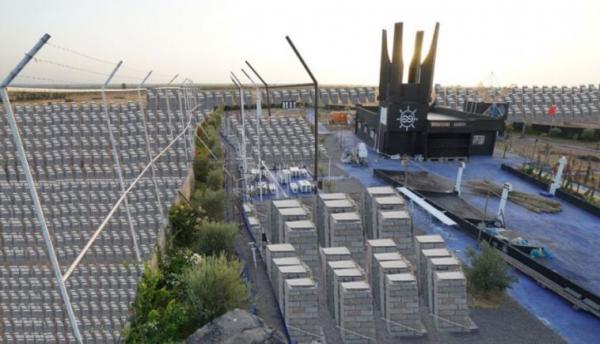 تشييد أكبر نصب تذكاري في العالم لمحرقة هتلر ضد اليهود بمدينة مغربية (صور)