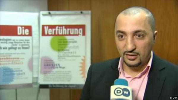 """تكريم الباحث المغربي """"سامي شرشيرة"""" بألمانيا"""