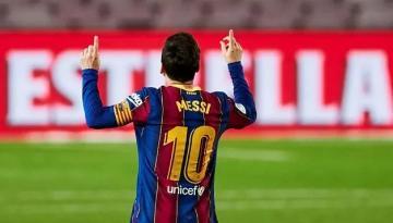 """عاجل...برشلونة و""""ميسي"""" يتوصلان إلى اتفاق لتجديد العقد وهذه تفاصيله"""