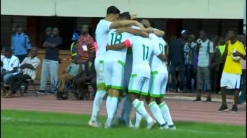 المنتخب الجزائري يحقق أولى نقاطه مع مدربه الجديد جمال بلماضي أمام غامبيا 1-1