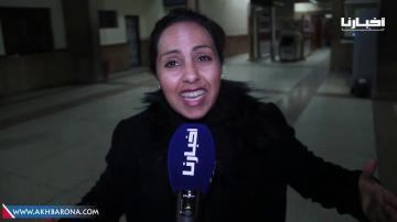 زوجة المهداوي: لي عيط لحميد كيگوليه غادي نديرك وزير أوغندخلو الدبابات