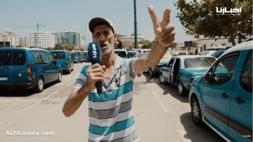 """أصحاب الطاكسيات بتطوان يطالبون السماح لهم بنقل 6 ركاب ويحتجون على حافلات النقل الحضري و""""الخطافة"""""""