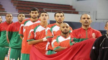 المنتخب المغربي يفوز على المنتخب الكويتي بحصة 81 مقابل 31