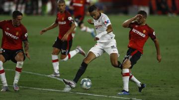 شاهد هدف يوسف النصيري الرائع في شباك ريال مايوركا