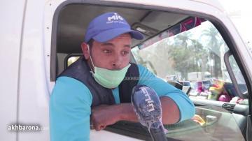 مواطنون: شرينا الكمامات بـ5 دراهم..وآخرون يشتكون من غيابها