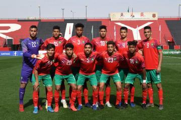تأهل المنتخب المغربي إلى نصف نهائي كأس العرب (فيديو)