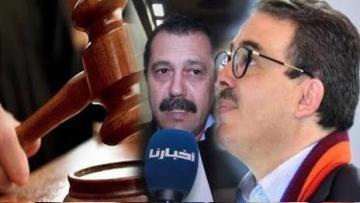 """حاجي يكشف لـ""""أخبارنا"""" موقف النيابة العامة من أفعال توفيق بوعشرين"""
