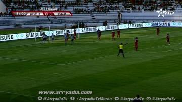 أهداف مباراة الإتحاد الليبي-حسنية أكادير 1-1 في كأس الكونفدرالية